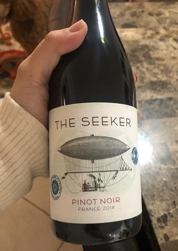 The Seeker Pinot Noir 2014